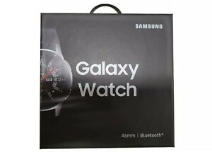 Samsung Galaxy Watch | 46mm,GPS,Bluetooth,Silver | SM-R800 | BRAND NEW! | SEALED