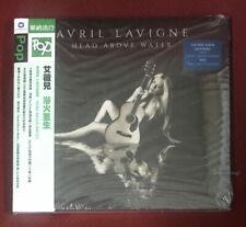 Avril Lavigne Head Above Water 2019 Taiwan CD w/OBI (import) digipak