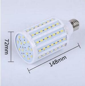E27 DC12V Base Socket Screw LED Corn Light Lamp Bulb Outdoor Camp Home