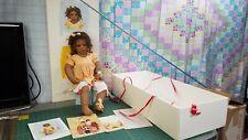Keri Doll By Annette Himstedt w/Both Box Coa Vintage 1998 Girl From Africa