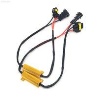 7939 2Pcs Car Vehicle H8/H11 Turn Signal LED Light Error Free Load Resistor