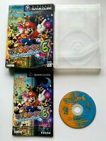 Nintendo Game Cube MARIO PARTY 6 JAPAN marioparty6 JP Gamecube NTSC-J (Japan)
