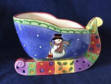 The Sweet Shoppe Christmas by Sango Sleigh Free Shipping!