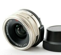 N.MINT Carl Zeiss Biogon 28mm f/2.8 T* G Lens for Contax G1 G2 From JAPAN 665086
