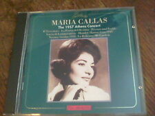 The 1957 Athens Concert Maria Callas (CD, May-2013, Gala Records) smB4