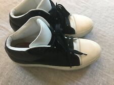 Women's Acne Studio leather high top running shoes size 37