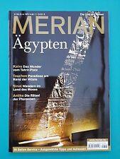 MERIAN Ägypten- Die Lust am Reisen  ungelesen 1a absolut TOP