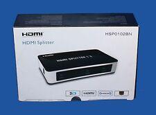 2 WAY SPLITTER HDMI FULL HD 1080 hsp0102bn, hsp0104an