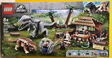 Nib Lego Indominus Rex vs. Ankylosaurus Jurassic World 75941