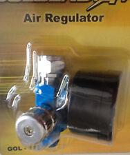Spray Gun Air Regulator with Pressure Gauge GOL-1111
