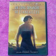 dvd film Un long dimanche de fiançailles avec Audrey Tautou et Gaspard Ulliel