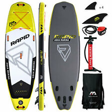 New listing Aqua Marina Rapid Sup-Set Stand up Paddle Board Ausfblasbar Isup Surf Inflatable