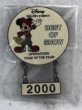 Disney Wdw Best Show Operations Team of the Year Mgm Studios Director Mickey Pin