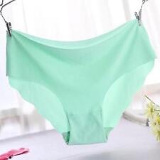 Women Soft Underpants Seamless Lingerie Briefs Hipster Underwear Panties Hot