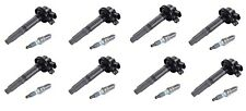 8+ Ignition Coil DG542 & 8+SP548A for F150 11-16 5.0 and Ford Mustang 11-16 5.0