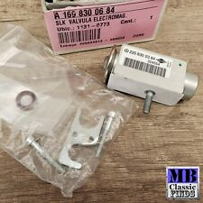 Genuine NEW Mercedes Benz A/C expansion valve W203 W220 1698300664 2208300384