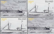 IC-BH59-1-2 Iceland old fishing boats s/s 2005