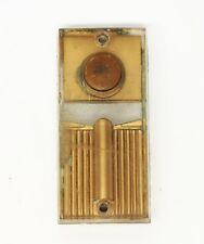 Vintage Tan Plastic Doorbell