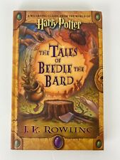 Harry Potter 'The Tales of Beedle the Bard' Hardcover DEC 20081st Edition Book