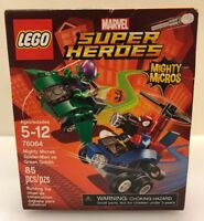 LEGO 76064 Marvel Super Heroes Mighty Micros Spider-Man vs. Green Goblin Dent