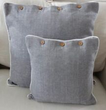 Textured Square Living Room Decorative Cushions & Pillows