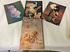 The Art of James Christensen 20 Boxed Art Cards 4 Designs