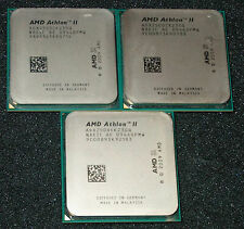 LOT OF 3  AMD Athlon II X 2  3GHz Dual-Core 250 Processor, ADX250OCK23GQ, AM3