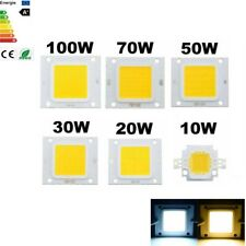 Led chip smd Licht 10w 20w 30w 50w 70w 100w Lampe cob hohe light watt Birne leds