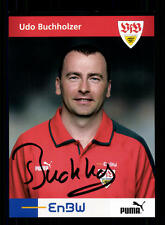 Udo Buchholzer Autogrammkarte VfB Stuttgart 2005-06 Original + A 130989