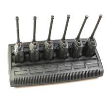 6 Stück Motorola (Set) GP380 Handfunkgerät VHF 136 - 174 MHz + Mehrfachladegerät