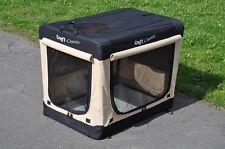 Croft Hundebox faltbar Gr. M 63x45x54cm CFT62 schwarz