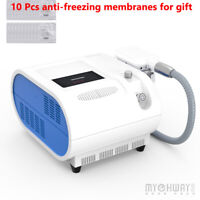 Non Surgical Cold Freeze Body Sculpting Machine Frozen Freezing System Salon
