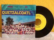 """ESTUDIANTINA DE LA SEC. 354-53 QUETZALCOATL MEXICAN 7"""" EP PS ESTUDIANTINA"""