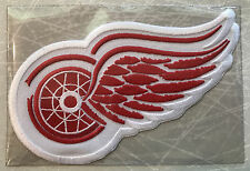 1952 DETROIT RED WINGS OFFICIAL NHL HOCKEY TEAM THROWBACK PATCH WILLABEE WARD