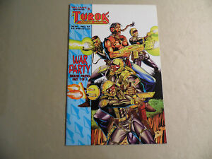 Turok Dinosaur Hunter #17 (Valiant 1994) Free Domestic Shipping