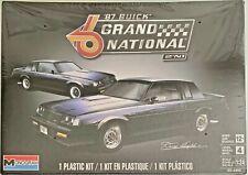 Monogram '87 Buick Grand National 2'N1 Plastic Model Kit #854495 1:24 Scale