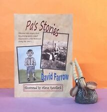David Farrow: Pa's Stories/memoir/1940s/Birdwood, South Australia/local history