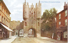 York Single Pre - 1914 Collectable English Postcards