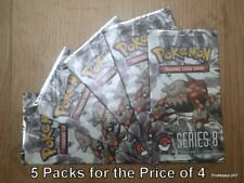 OUT OF PRINT D&P Pokemon Cards POP Series 8 Promo Brand New Sealed Booster Packs