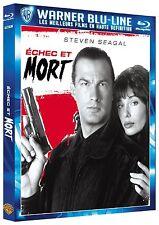 ECHEC ET MORT - Steven Seagal - Blu-ray neuf