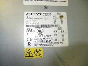33P2960 IBM 560W HOT SWAP PSU FOR XSERIES 235 49P2025