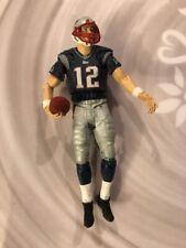 Mcfarlane Playmakers Tom Brady New England Patriots Loose Rare HOF