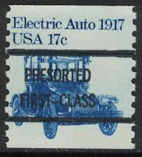 Scott 1906a- 11.3mm Precancel- Electric Auto, Transportation Coil Series- MNH
