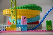 1 M COMPATIBILE CON NASTRO LEGO UK STOCK! migliore qualità su eBay 10 colori!!!