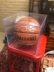 larry bird signed ball
