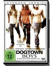 DVD DOGTOWN BOYS - EXTENDED VERSION - HEATH LEDGER + EMILE HIRSCH *** NEU ***