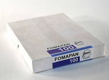 Fomapan 100 4 x5 inches 50 sheets black&white film