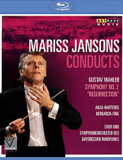 Mariss Jansons Conducts Mahler, New DVDs