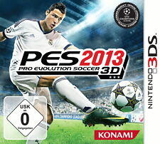 Nintendo 3DS - Spiel | Pro Evolution Soccer 2013 | mit OVP | sehr gut