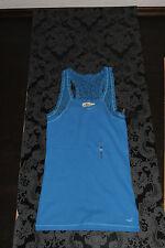 HOLLISTER Mujer Top de tirantes Azul oscuro marino o Tamaño S M Nuevo